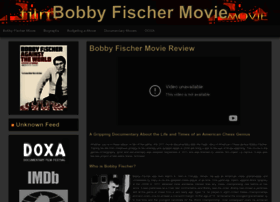 Bobbyfischermovie.co.uk thumbnail