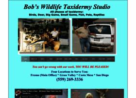 Bobswildlifetaxidermy.net thumbnail