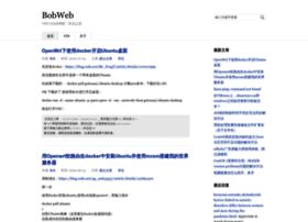 Bobweb.info thumbnail