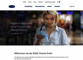 Bode-chemie.de thumbnail