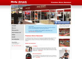 Body-attack-hannover.de thumbnail