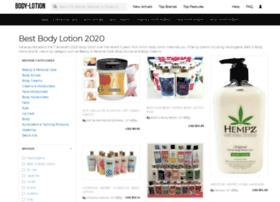 Body-lotion.org thumbnail