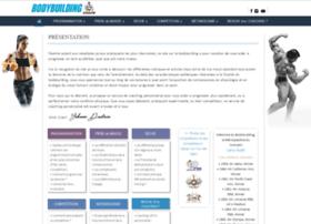 Bodybuilding-coach.fr thumbnail