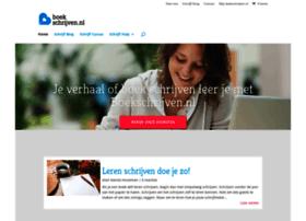 Boekschrijven.nl thumbnail