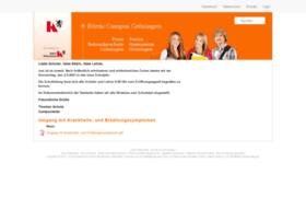 Boerde-campus.schul-webportal.de thumbnail