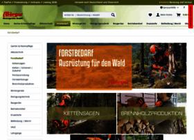 Boerger-forsttechnik.de thumbnail