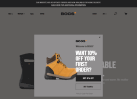 Bogsfootwear.co.nz thumbnail