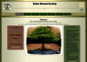 Boisebonsai.com thumbnail