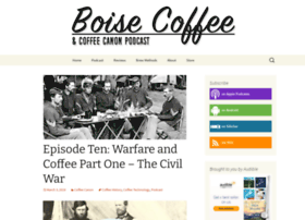 Boisecoffee.org thumbnail