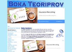 Boka-teoriprov.se thumbnail