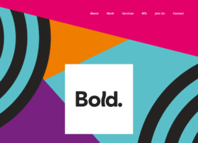 Bold-studio.co.uk thumbnail