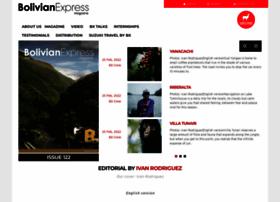 Bolivianexpress.org thumbnail