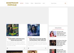 Bollywoodpopular.com thumbnail