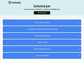 Bolumd.pw thumbnail