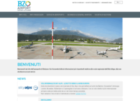 Bolzanoairport.it thumbnail