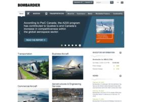 Bombardier.at thumbnail