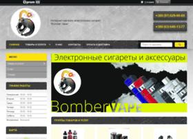 Bombervape.com.ua thumbnail
