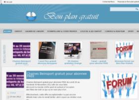 Bon-plan-gratuit.fr thumbnail