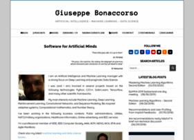 Bonaccorso.org thumbnail