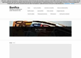 Bonifico.org thumbnail