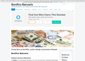Bonificobancario.net thumbnail