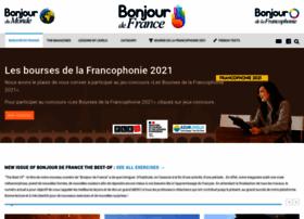Bonjourdefrance.co.uk thumbnail
