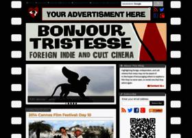 Bonjourtristesse.net thumbnail