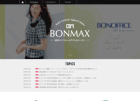 Bonmax.co.jp thumbnail