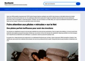 Bonsante.fr thumbnail