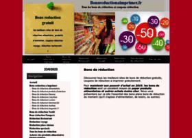 Bonsreductionaimprimer.fr thumbnail