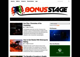 Bonusstage.co.uk thumbnail