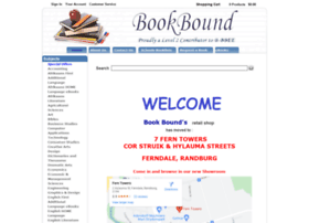 Bookboundonline.co.za thumbnail