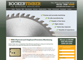 Bookertimber.co.uk thumbnail
