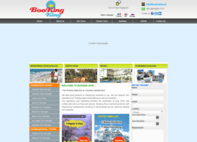 Bookingking.in thumbnail