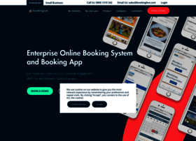 Bookinglive.com thumbnail