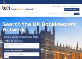 Bookkeepers.network thumbnail