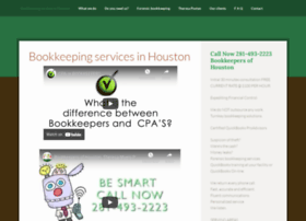 Bookkeepersofhouston.com thumbnail