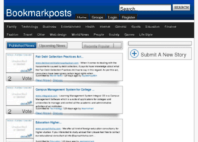 Bookmarkposts.info thumbnail