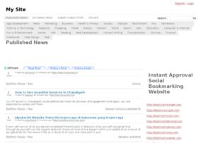 Bookmarksviewer.com thumbnail