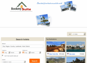 Bookmysuite.in thumbnail