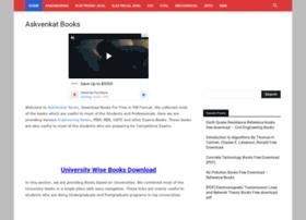 Books.askvenkat.com thumbnail