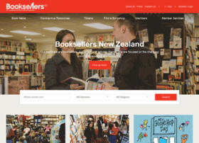 Booksellers.co.nz thumbnail