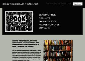 Booksthroughbars.org thumbnail