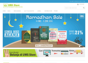 Bookstore.ums.ac.id thumbnail
