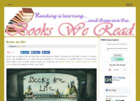 Booksweread.info thumbnail