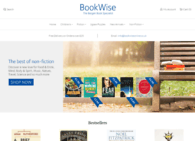 Bookwiseonline.co.uk thumbnail