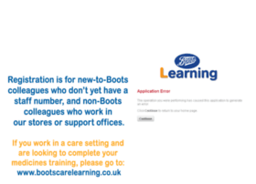 Bootslearning.co.uk thumbnail