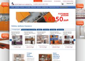 Bor-mebel.ru thumbnail