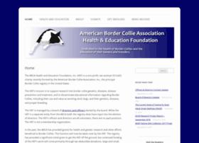 Bordercolliefoundation.org thumbnail
