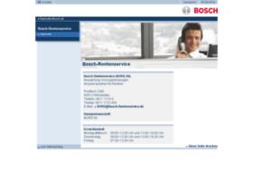 Bosch-rentenservice.de thumbnail